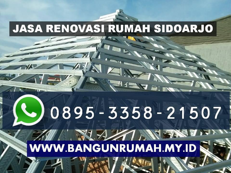 Kontak Layanan Penyedia Jasa Renovasi Rumah Sidoarjo Berpengalaman