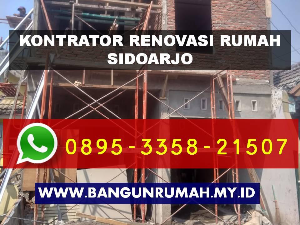 Kontraktor Renovasi Rumah Sidoarjo Bergaransi
