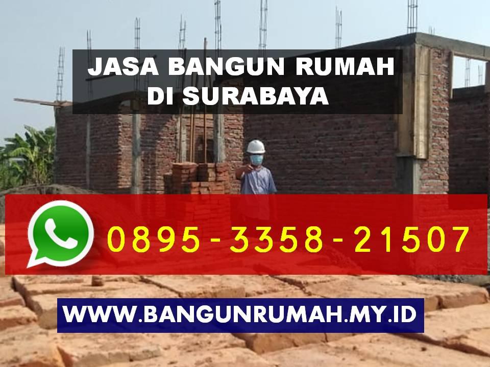 Borongan Jasa Bangun Rumah di Mulyorejo Surabaya